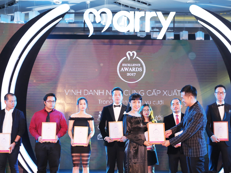 Marry Excellence Awards ft