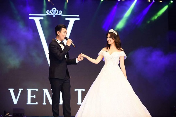 Vietnam Wedding fashion show (1)