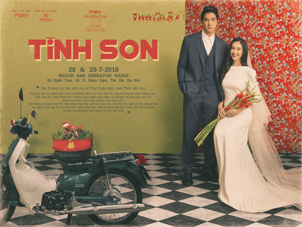 Marry Wedding Day 2018 Hanoi Tinh Son