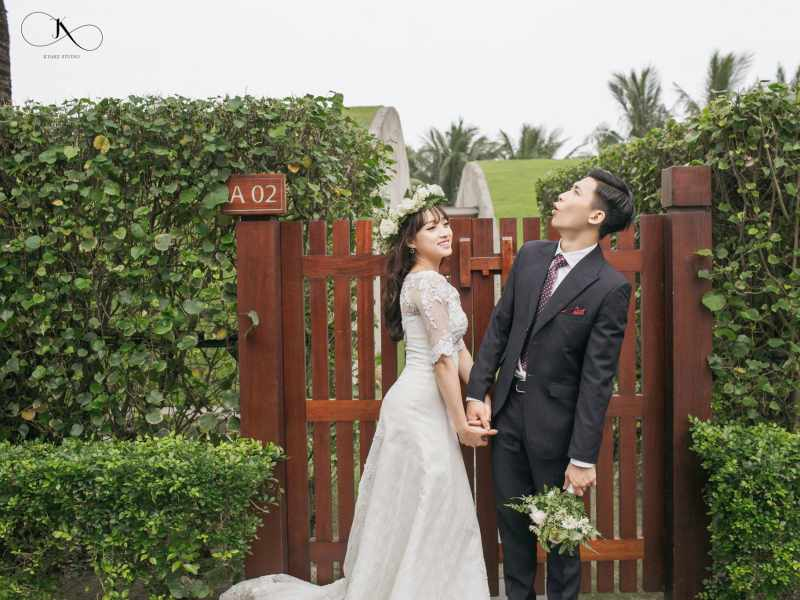 Love is dancing on my finger - Nam & Nga by Kyahz Wedding