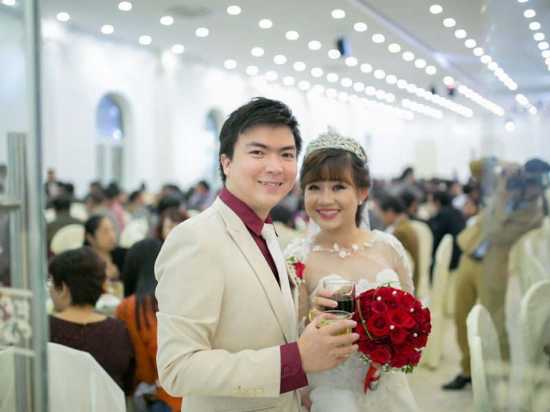 Wedding ceremony THANH PHUONG - TIEN DAT