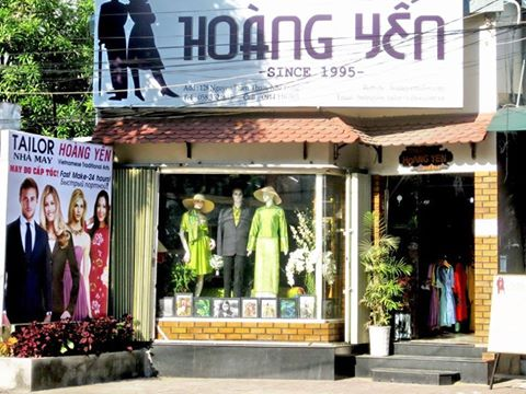 Image result for hoang yen tailor