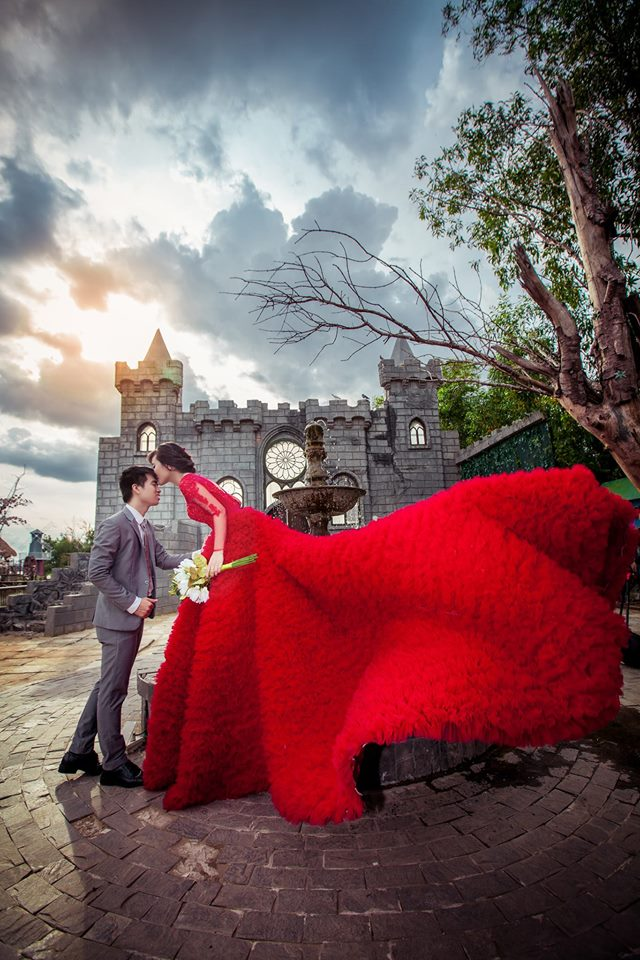 Phim trường L'amour.