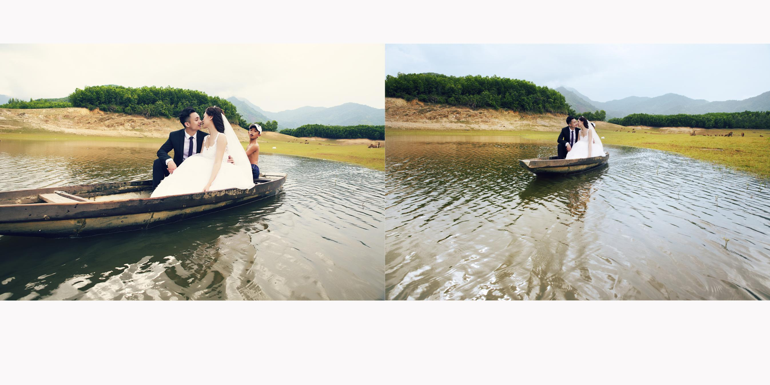 [Pre-Wedding] To Show You My Love