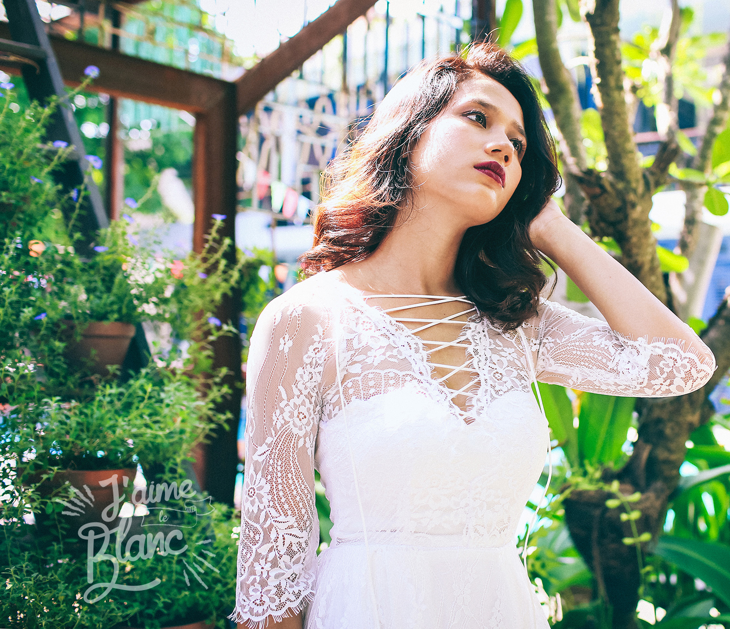 J'aime le Blanc New Collection 2016
