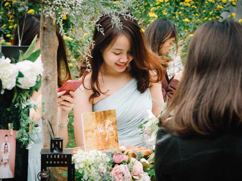Vigtage Wedding Duy & Ly tại Softwater