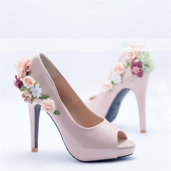 The spring shoes