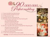 Perfect Wedding